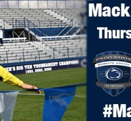 Mack Brady Night WSOC 2013