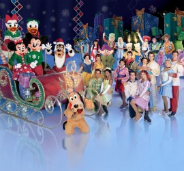 Disney-On-Ice-Lets-Party-Christmas-Minnie-Mouse-Mickey-Mouse-Donald-Daisy-Duck-Pluto-Goofy-Disney-Prince-Princesses-Buzz-Woody-Rex-Fairy-Godmother